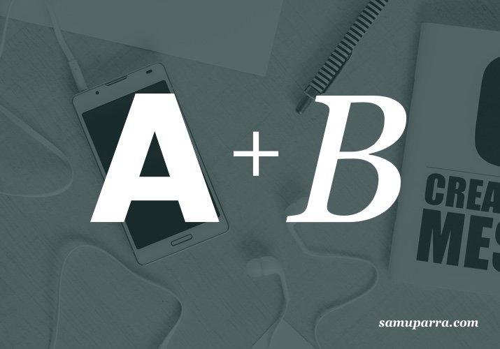 Cómo elegir y combinar tipografías