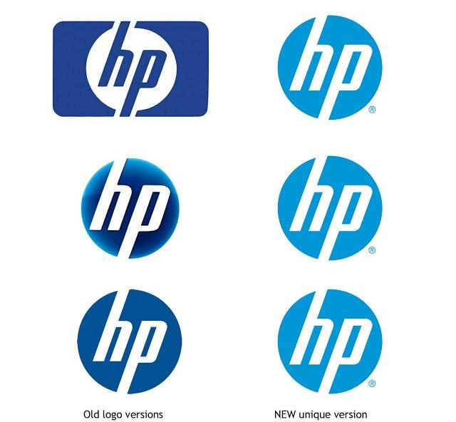 Rebranding HP