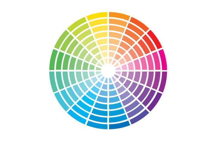 Cómo crear una combinación de colores para tu marca